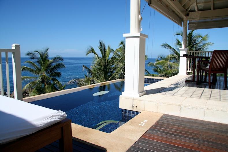 Private Pool | Banyan Tree - Male, Seychelles | CruiseReport