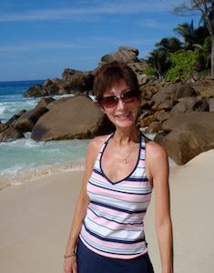 Rickee Richardson | Banyan Tree - Male, Seychelles | CruiseReport