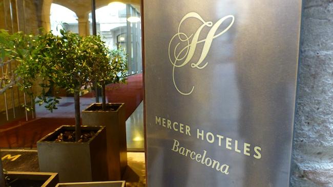 Mercer Hotel Barcelona | CruiseReport