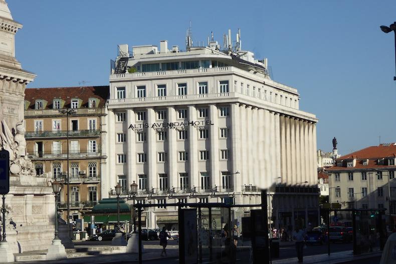 Hotel Altis Avenida - Lisbon, Portugal | CruiseReport
