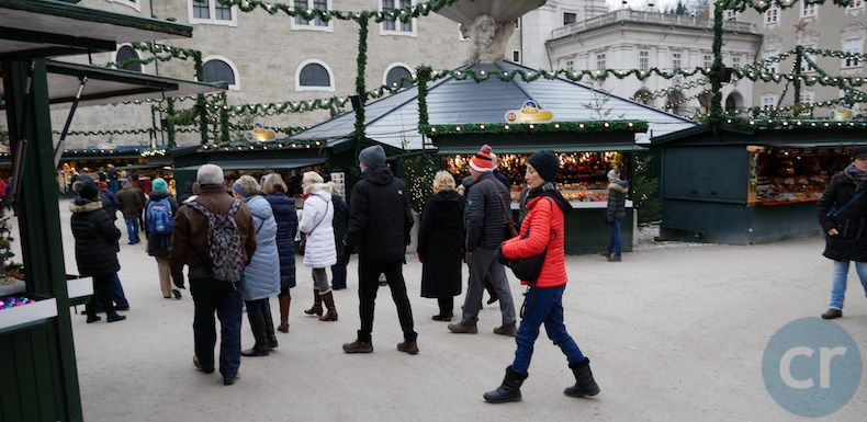 Shopping the Christmas Markets in Salzburg