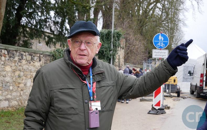 Our Regensburg tour guide