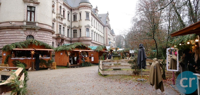 Thurn and Taxis Christmas market