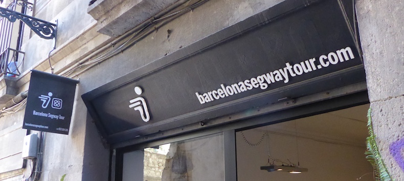 Barcelona Segway Tour offices