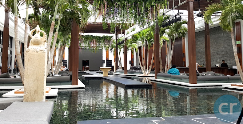 The Courtyard at The Setai