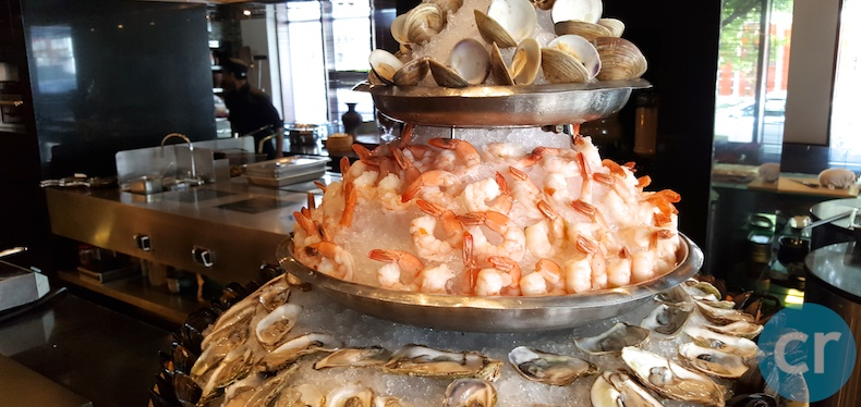 The Raw Tower at Setai Sunday Jazz Brunch | CruiseReport