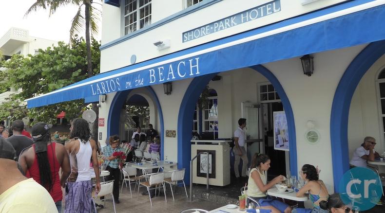 Larios on the Beach | CruiseReport