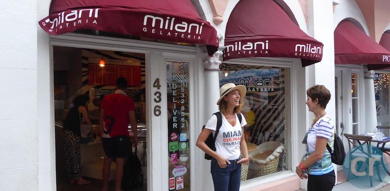 Milani Gelateria | Rickee Richardson | CruiseReport