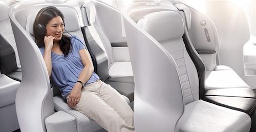 Air New Zealand 'Spaceseat' in Premium Economy (777-300)