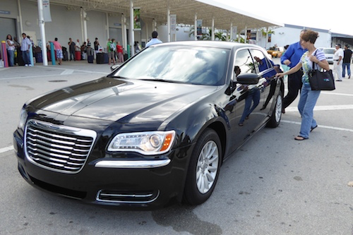 Chrysler 300 is quiet and luxurious