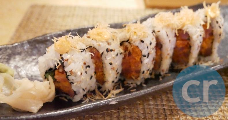 Spicy Tuna Roll at Bonsai Sushi