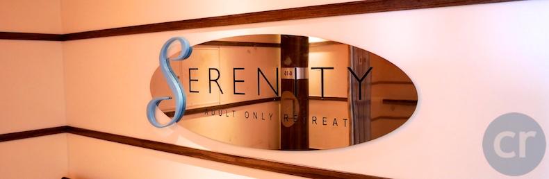 Serenity Spa | Carnival Vista | CruiseReport