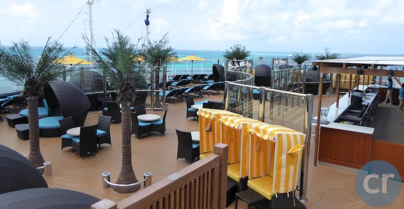 Serenity on Carnival Vista | CruiseReport