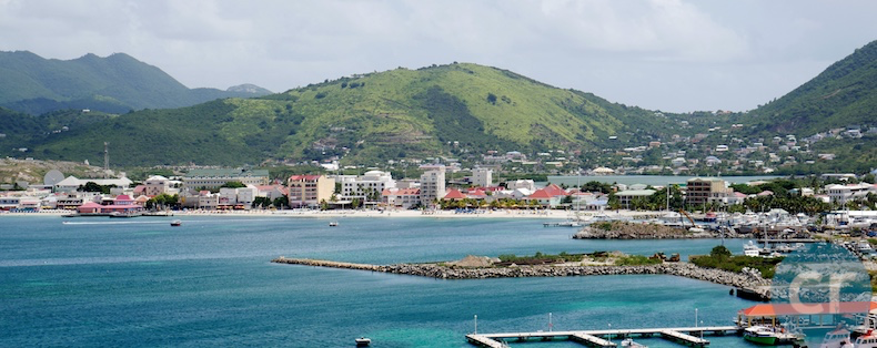 The view of Philipsburg from Serenity