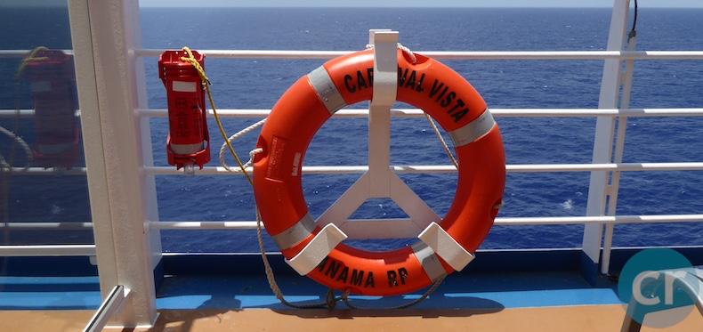 Carnival Vista Life Saver | CruiseReport