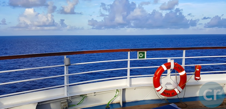 A Day At Sea | Carnival Vista | CruiseReport
