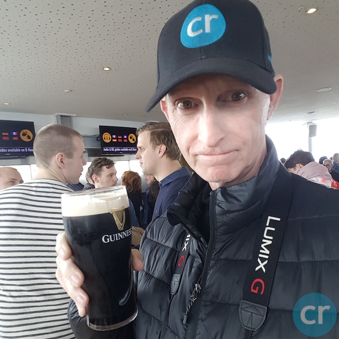Cheers to Guinness!