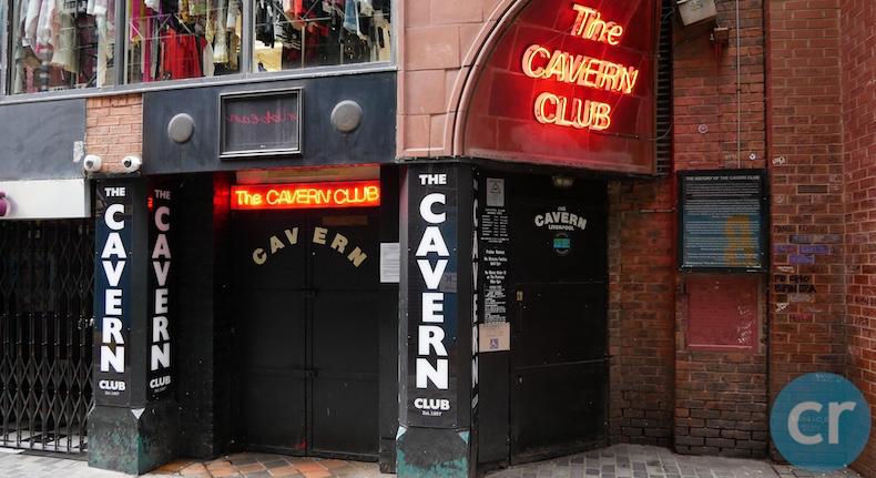 Cavern Club in Liverpool