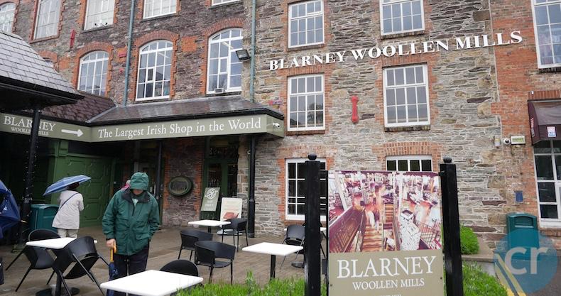 Blarney Woolen Mills Cork Ireland