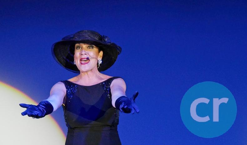 "Claudine Carle performs ""Unforgettable Divas"""