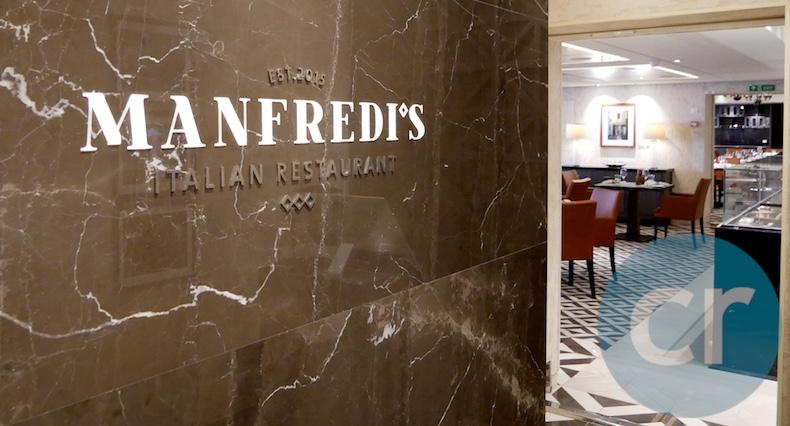 Manfredis Restaurant on Viking Sea | CruiseReport