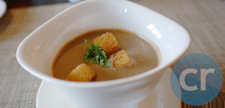 Cream of Mushroom Soup | CruiseReport