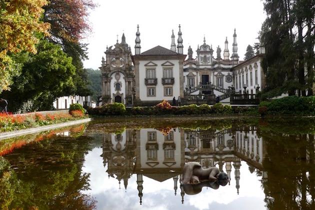 The Mateus Palace.