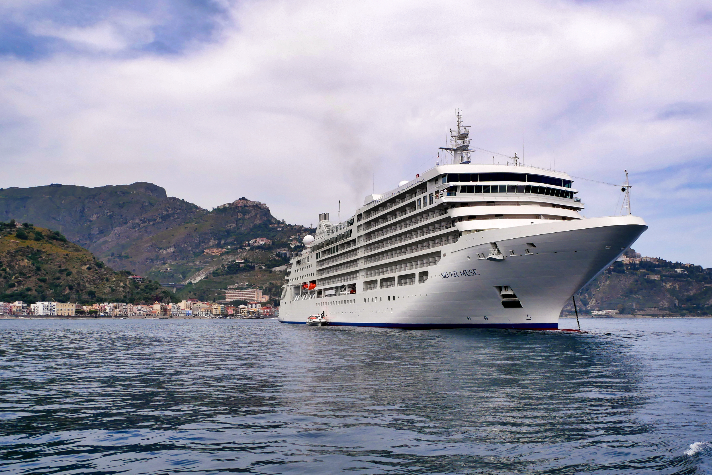 Silver Muse in Italy   Silver Muse   CruiseReport