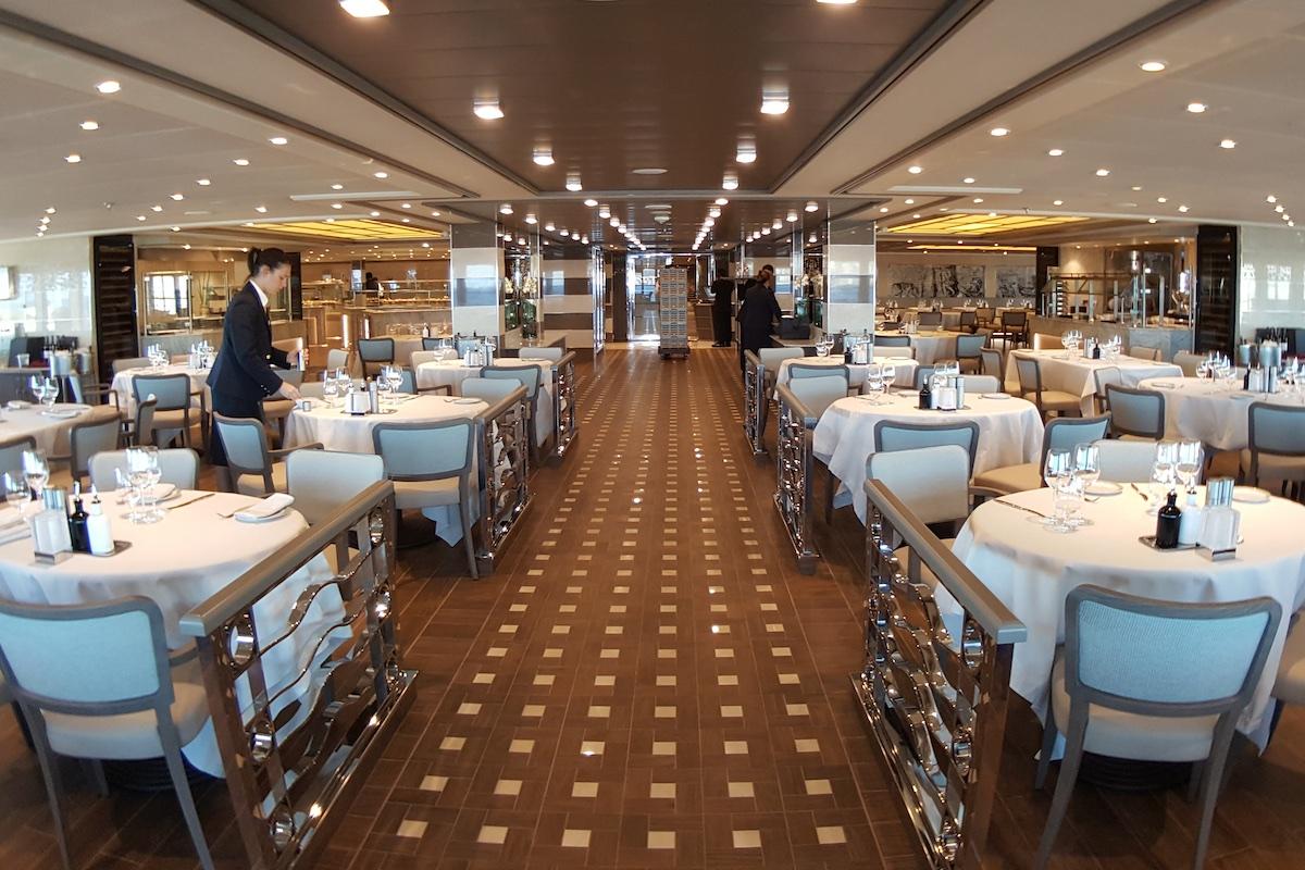 La Terrazza   Silver Muse   CruiseReport