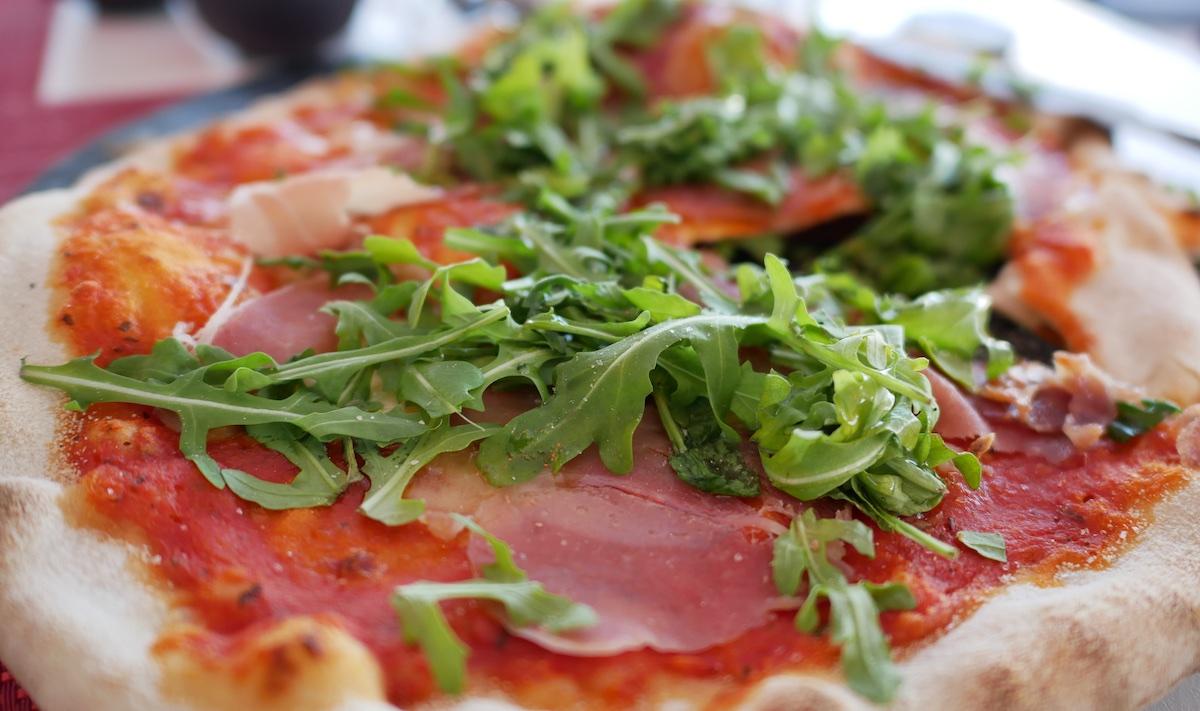 Spaccanapoli pizza   Silver Muse   CruiseReport