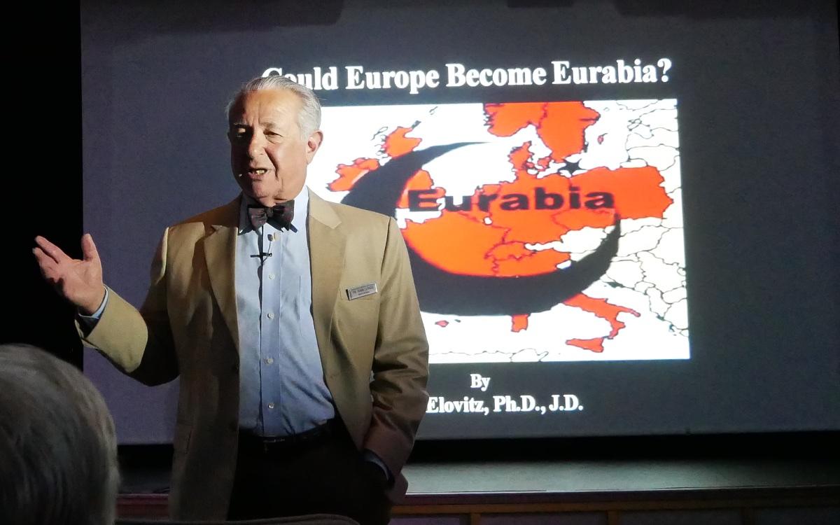 Dr. Mark Elovitz