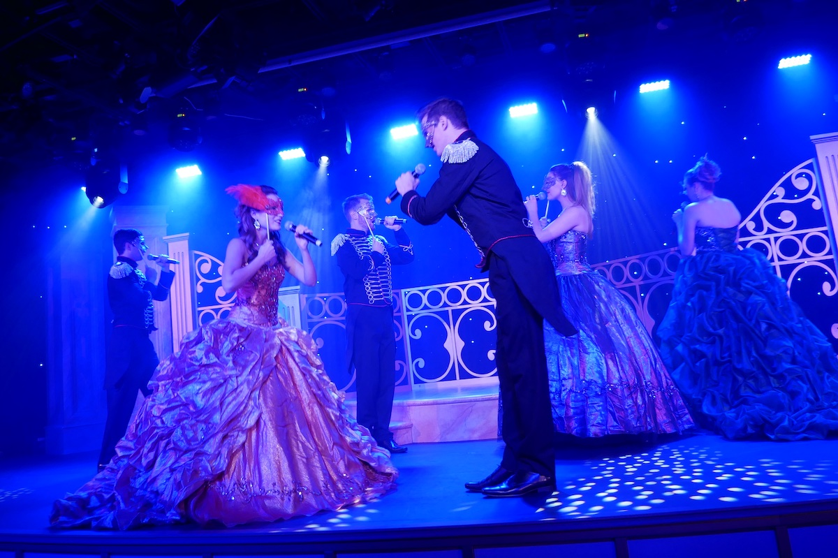 Production shows   Silver Muse   CruiseReport