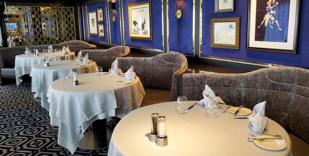 Prime 7 Restaurant | Seven Seas Explorer | CruiseReport