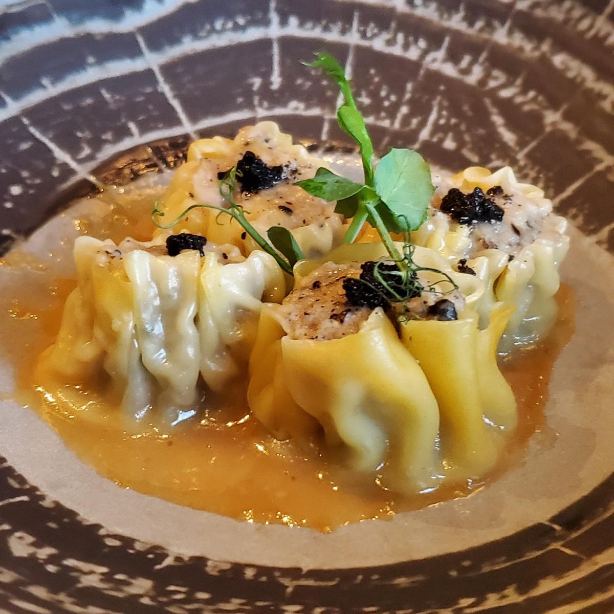 Shu Mei dumplings