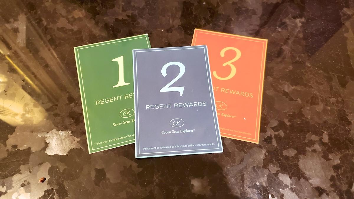 Regent Rewards