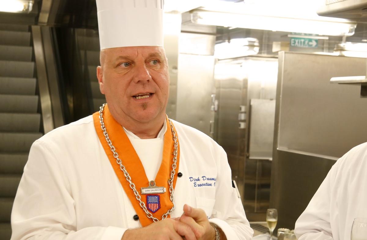 Chef Daumichen