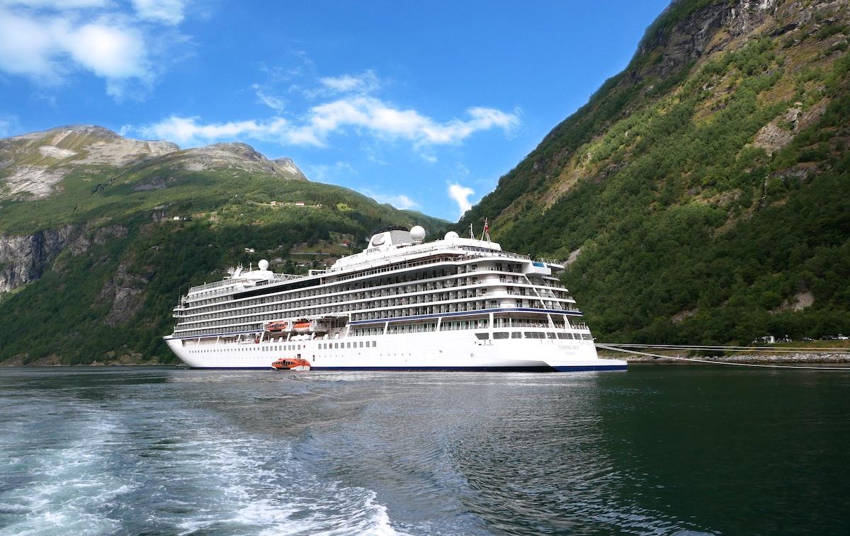 Viking Sky in Norway | CruiseReport