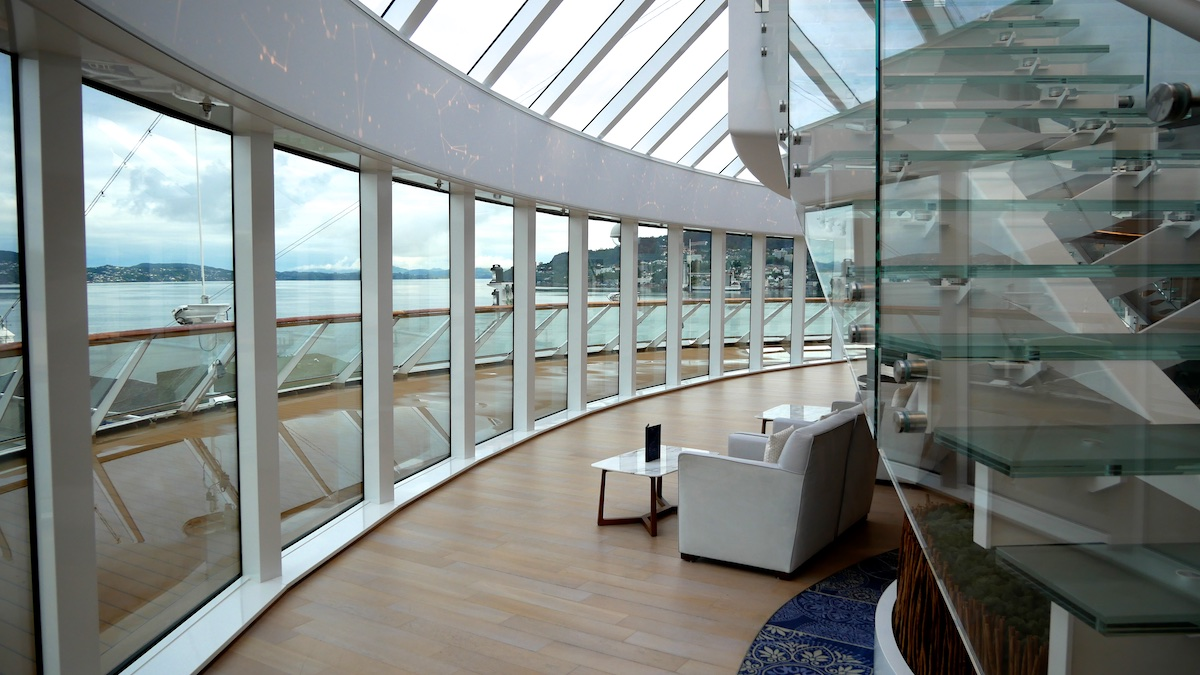 Into The Midnight Sun on Viking Sky — CruiseReport com