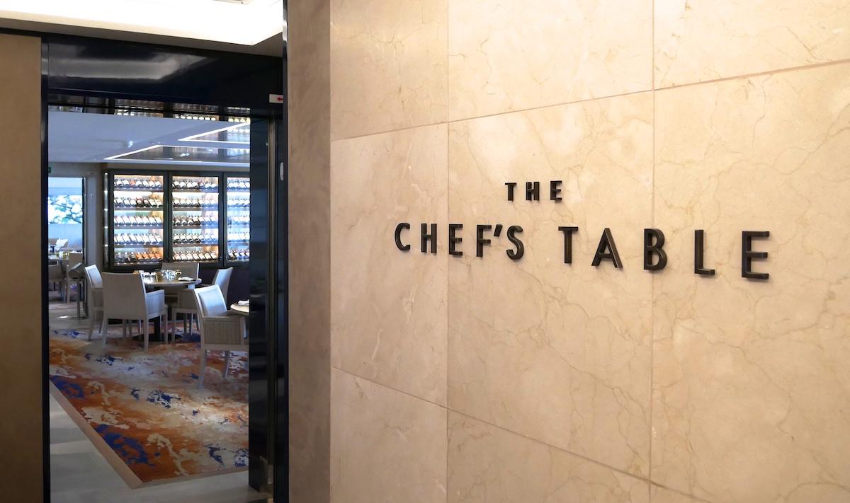The Chefs Table Restaurant | Viking Sky | CruiseReport