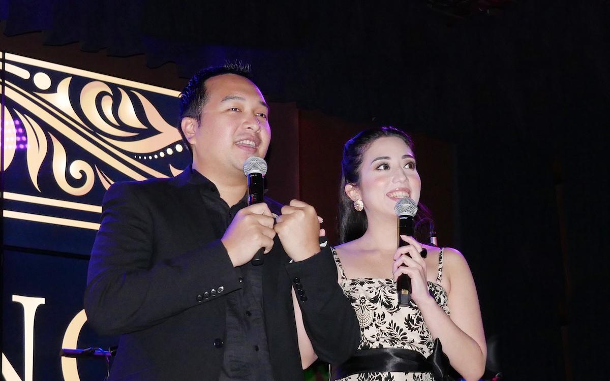Vincent and Jennifer