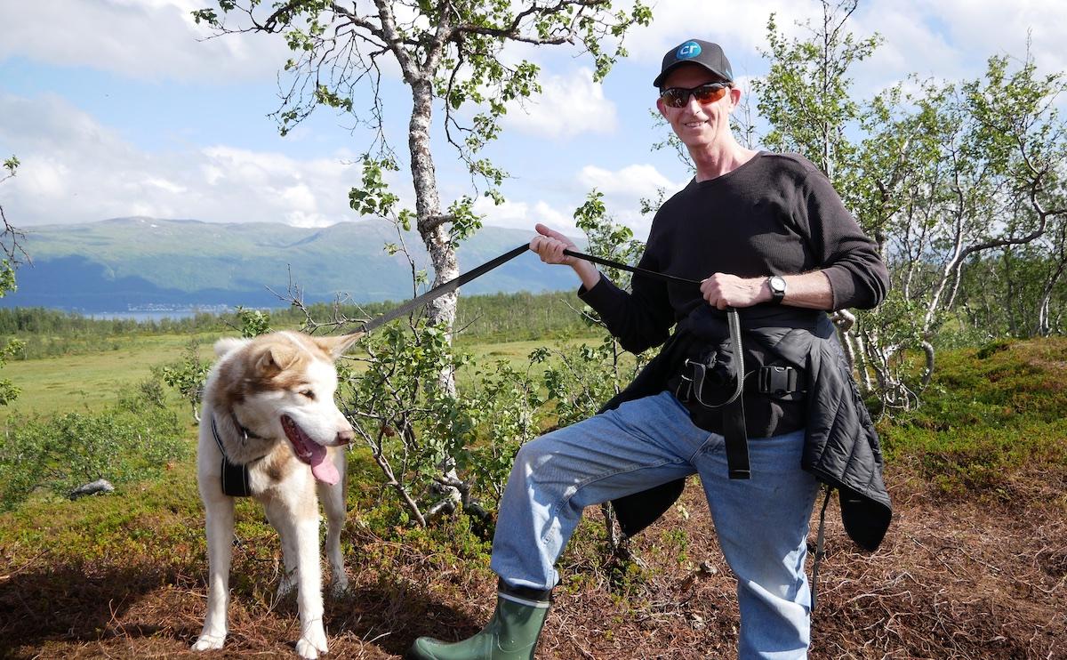 Hike with the Huskies | Viking Sky | CruiseReport