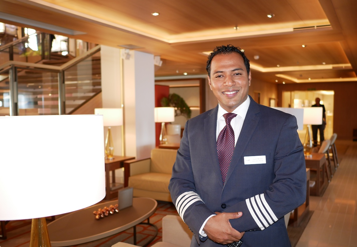 Sujith Mohan, Hotel General Manager