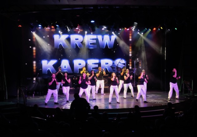 Lively Crew Show