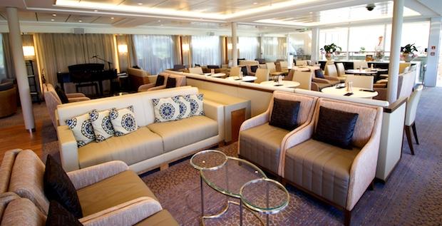 Viking Lounge   Viking River Cruises   Viking Alruna   CruiseReport
