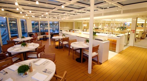 Aquavit Terrace   Viking River Cruises   Viking Alruna   CruiseReport