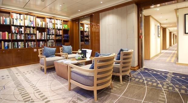 Library   Viking River Cruises   Viking Alruna   CruiseReport