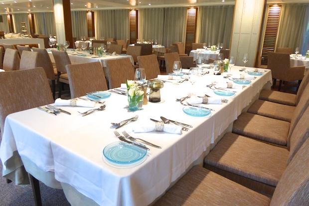 The Restaurant   Viking River Cruises   Viking Alruna   CruiseReport