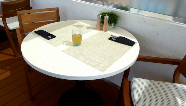 Table for 2   Viking River Cruises   Viking Alruna   CruiseReport