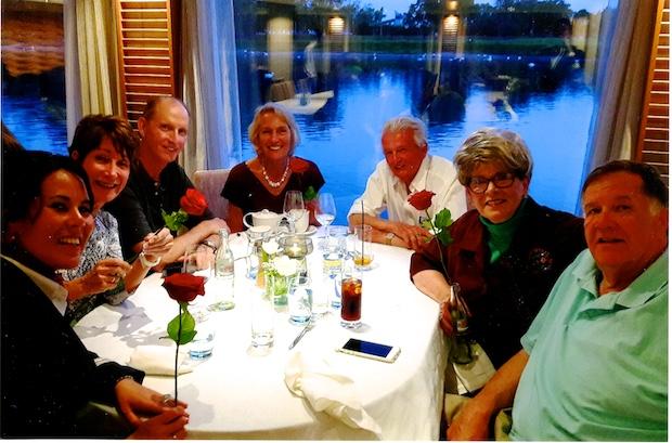 Captains Welcome Dinner   Viking River Cruises   Viking Alruna   CruiseReport