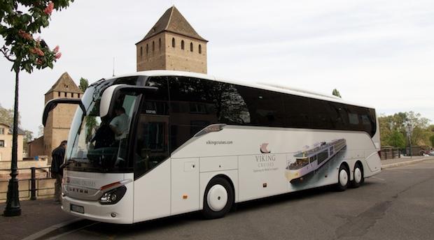Viking Motor Coach   Viking River Cruises   Viking Alruna   CruiseReport